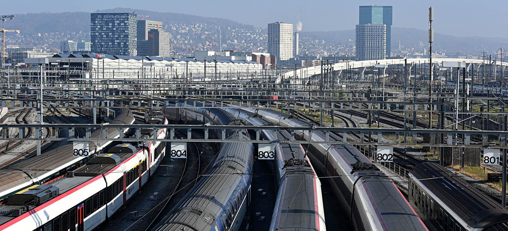 rail freight to Asia