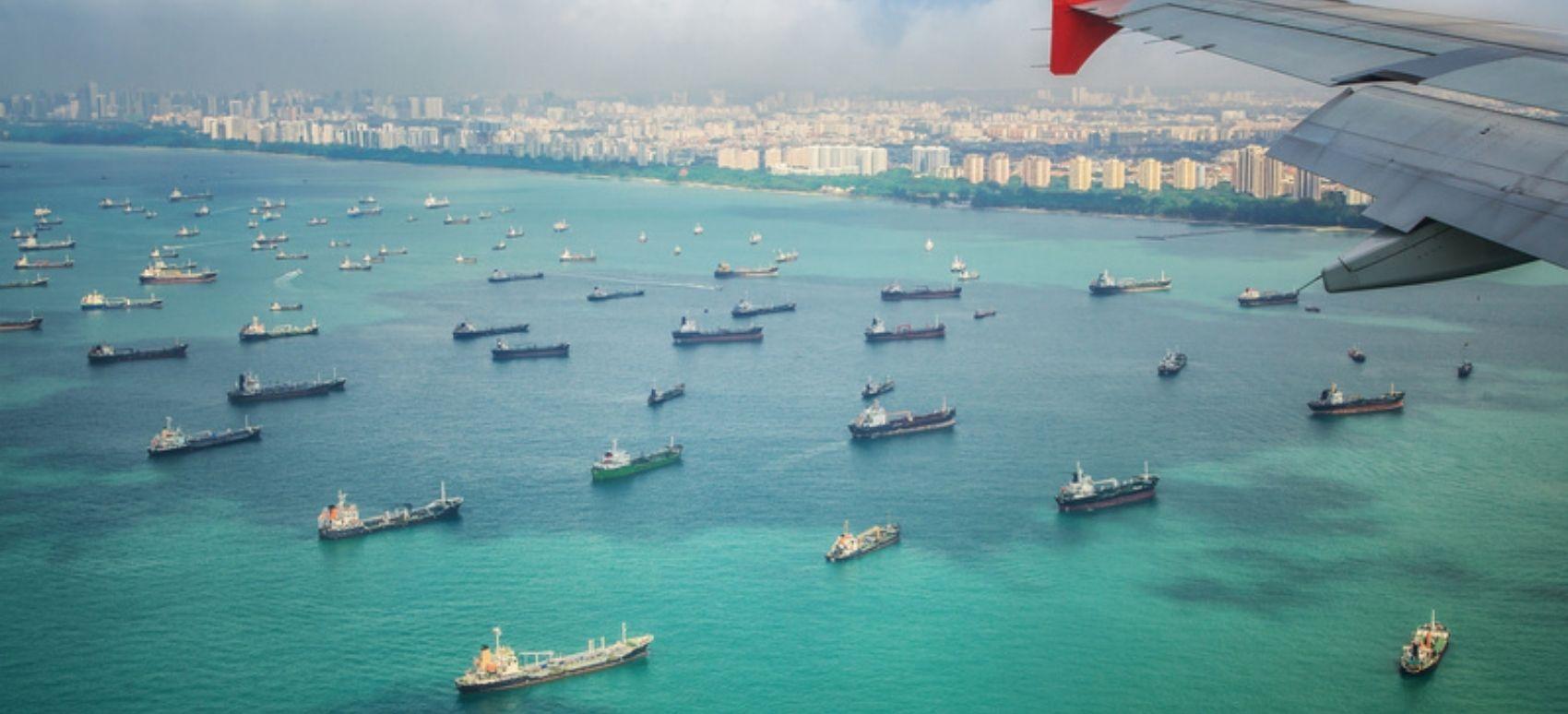 Transporte aéreo y marítimo | DSV