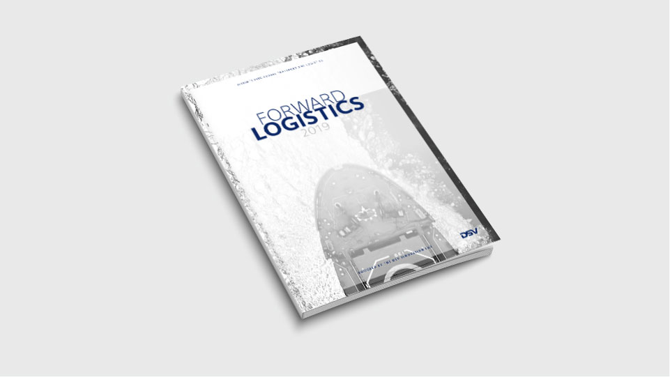 Gain valuable insights from DSV's new logistics report