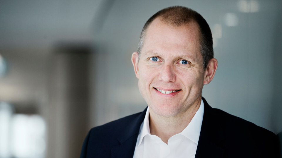 ​Jens Bjørn Andersen is Air Cargo Executive of the Year