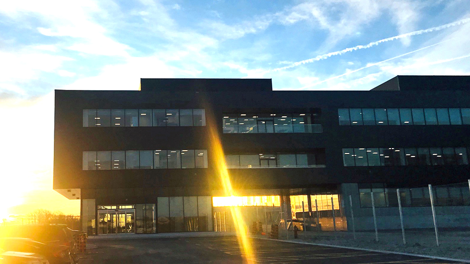 DSV opens new head office in Canada