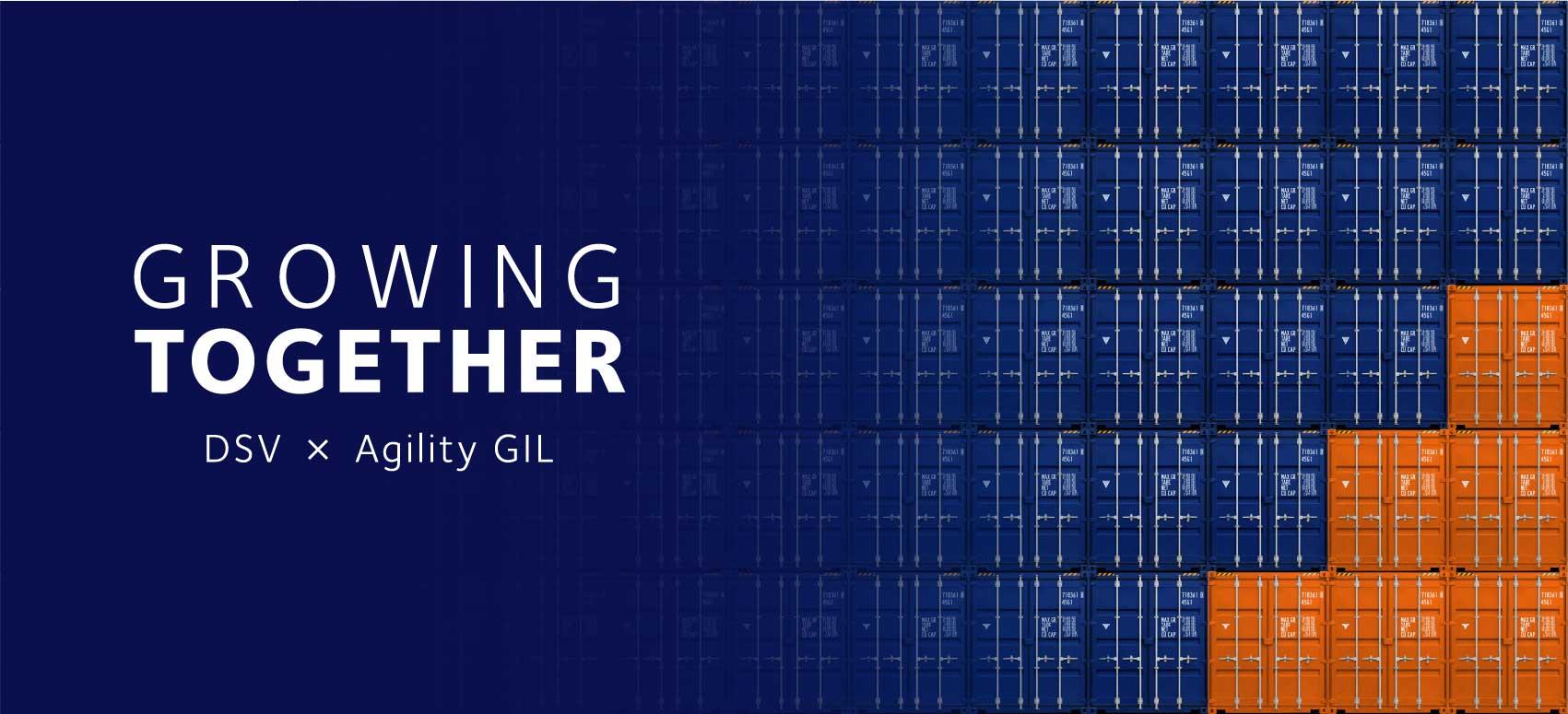 DSV Panalpina acquisition Agility GIL