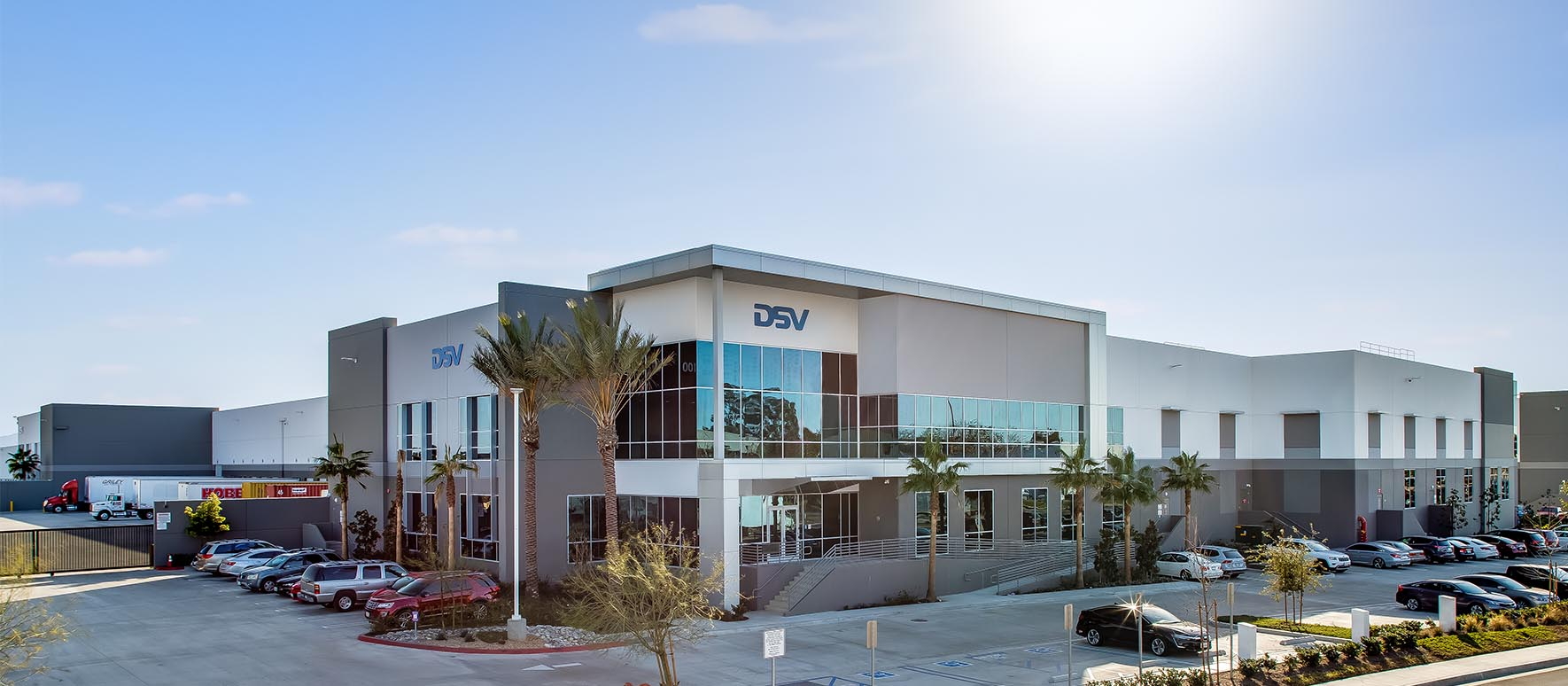 DSV LAX
