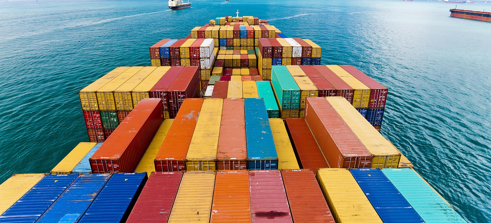 dsv sea freight containers