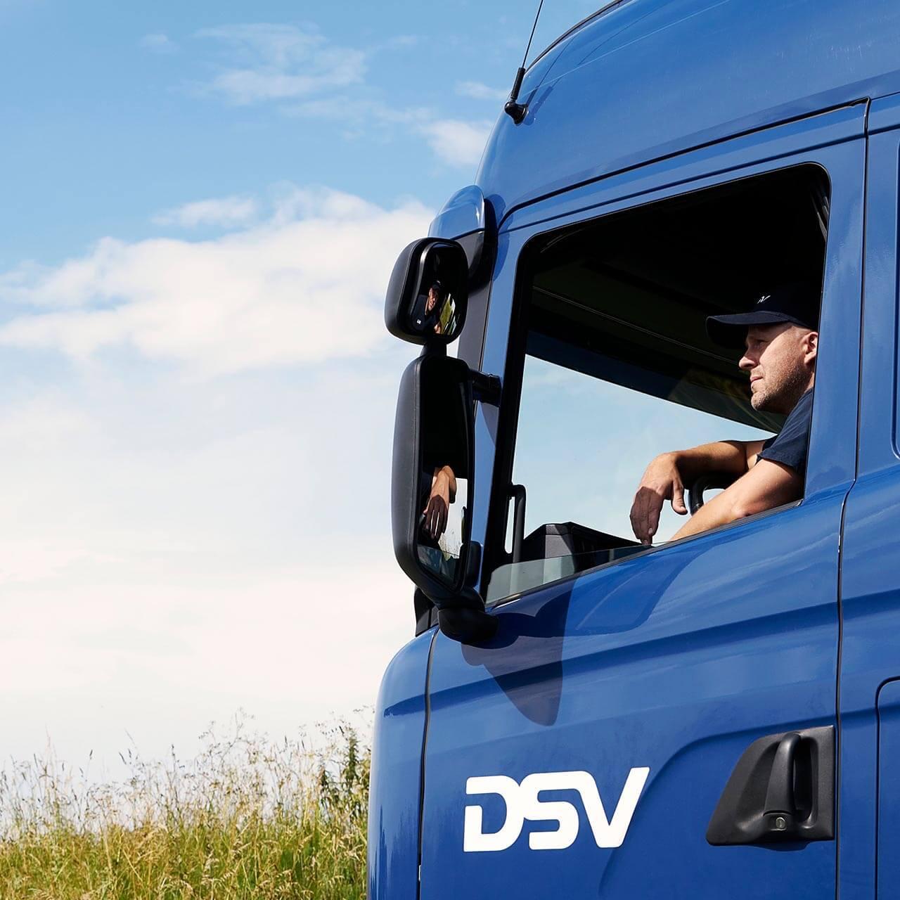 Become a DSV haulier