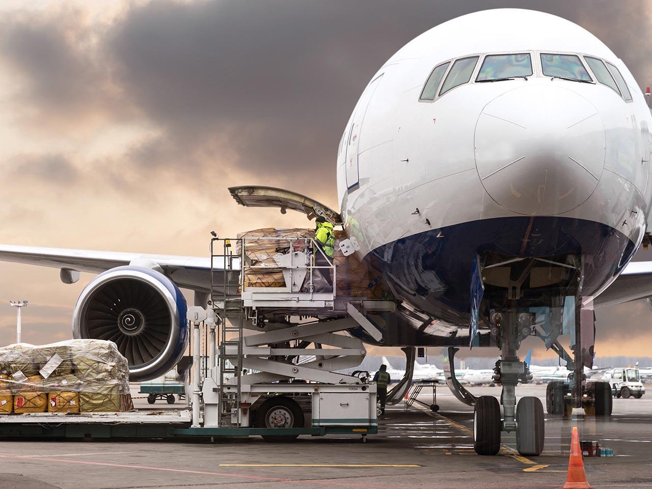 Air charter network