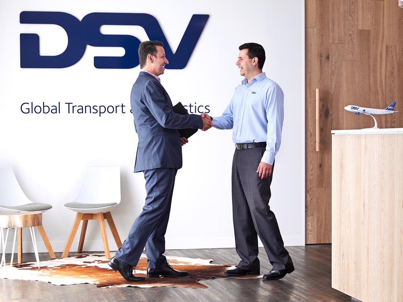 Getting started DSV Lead Logistics