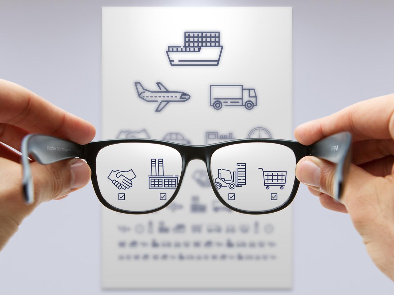 DSV Purchase Order Management
