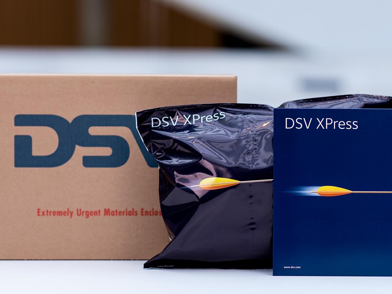 Need packaging supplies DSV XPress