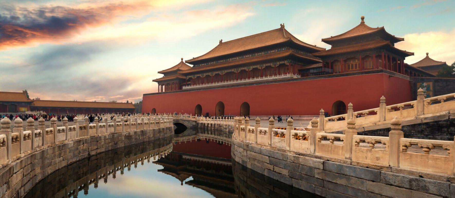 China Golden Week | DSV