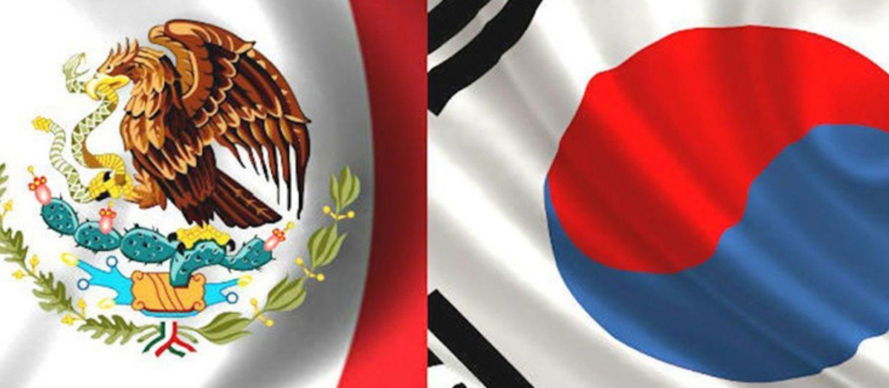 Posible tratado comercial entre México y Corea del Sur | DSV