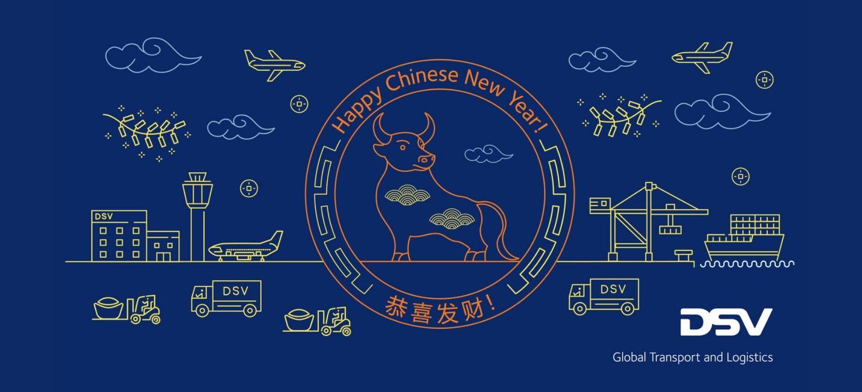 Año Nuevo Chino 2021   DSV