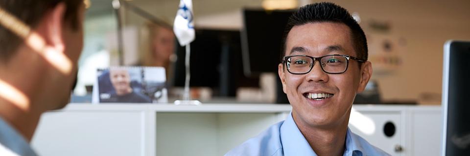 Jason Ye, Supply Chain Advisor