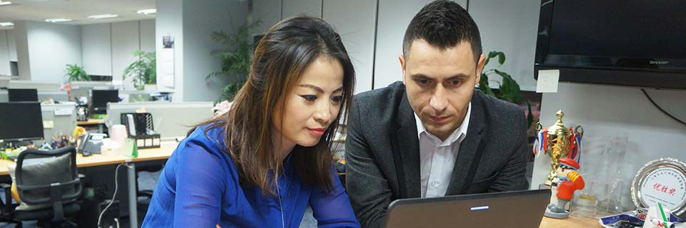 Lynn Hu, Customer Success Manager