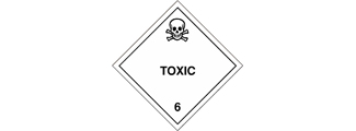 Class 6.1 / 6.2 - Toxic and Infectious substances