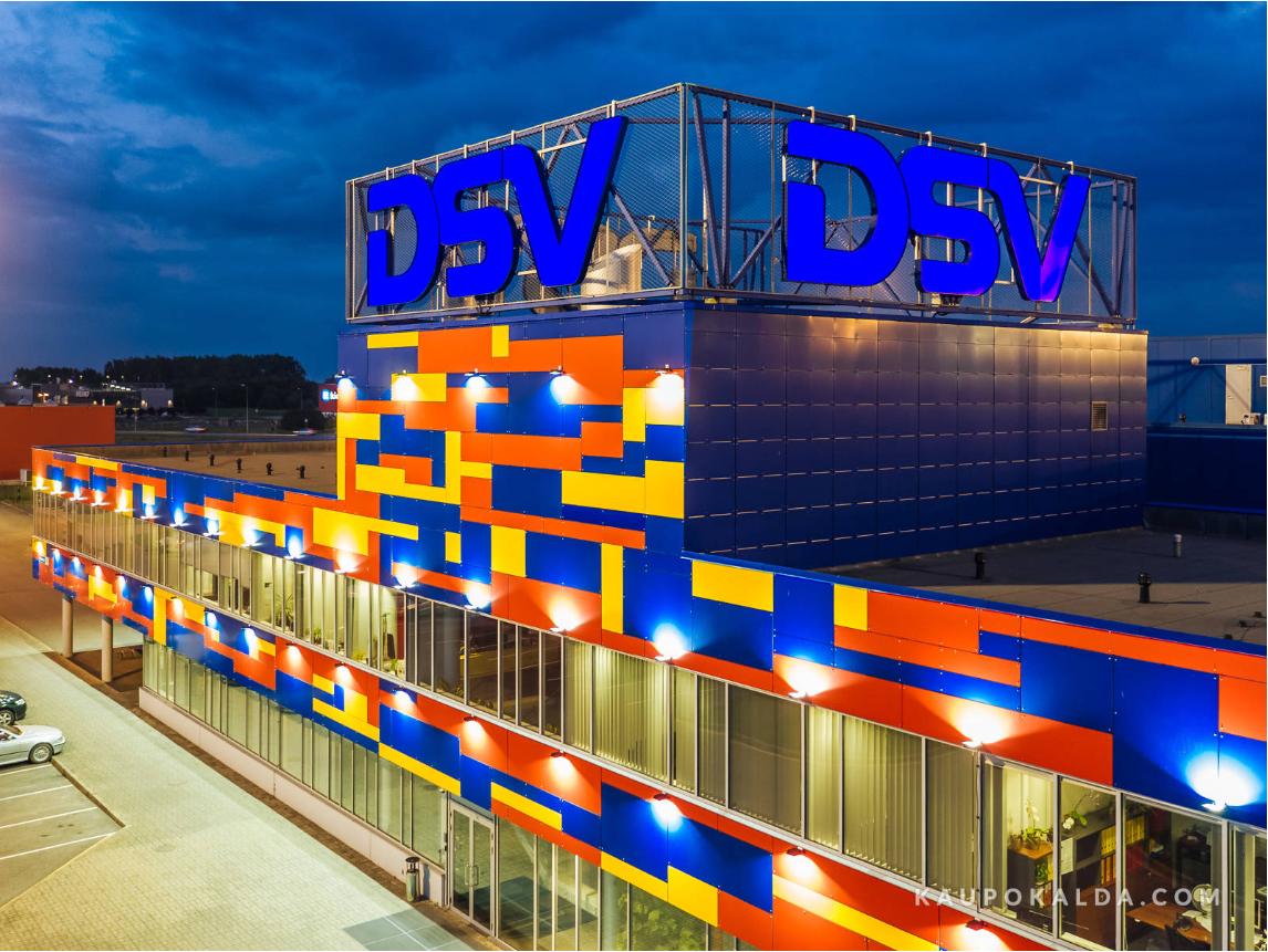 DSV in Estonia