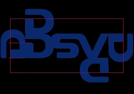 DSV logo minimum space