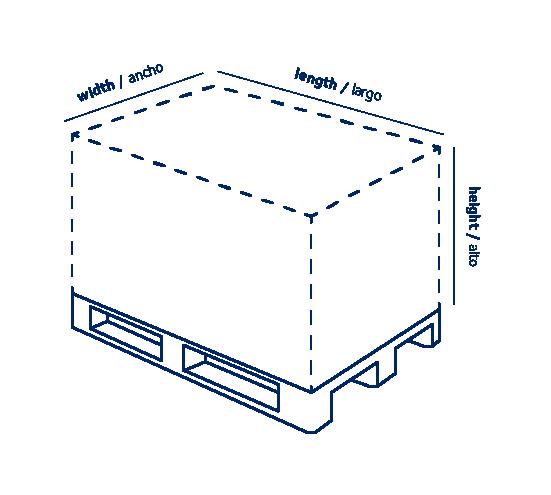 Calculadora de peso volumétrico