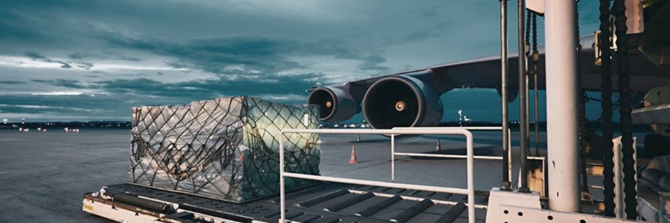transporte carga aerea