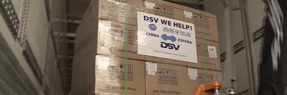 transporte dsv we help andorra china