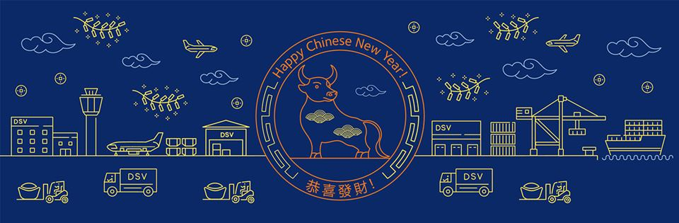 Chinees Nieuwjaar 2021 CNY