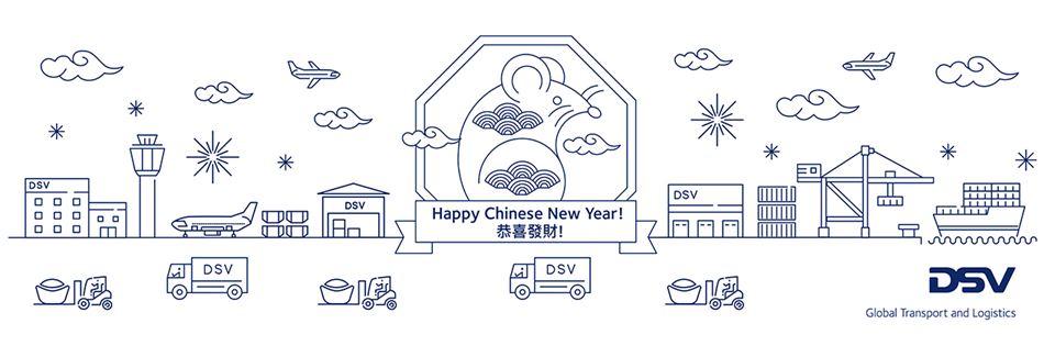 Chinese New Year DSV