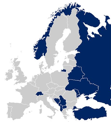 transport-niet-eu-landen-landkaart