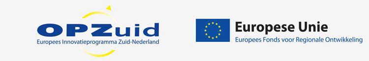 Logo OPZuid - Europese Unie