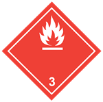 Class 3 Flammable liquids