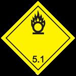 Klasse 5.1 Oxiderende stoffen