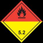 Klasse 5.2 Organische peroxiden