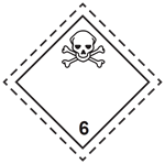 Class 6.1 Toxic substances