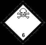 Klasse 6.1 Giftige stoffen