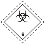 Klasse 6.2 Besmettelijke stoffen
