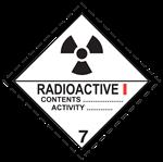 Klasse 7A Radioactief materiaal