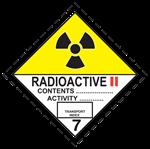 Klasse 7B Radioactief materiaal