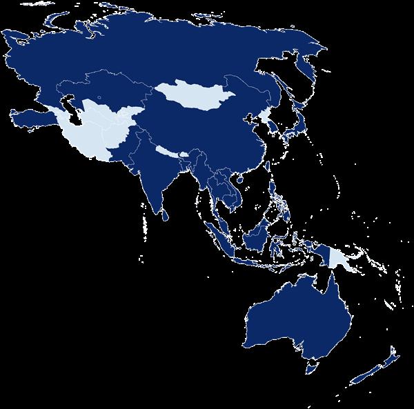 Azië-Pacific
