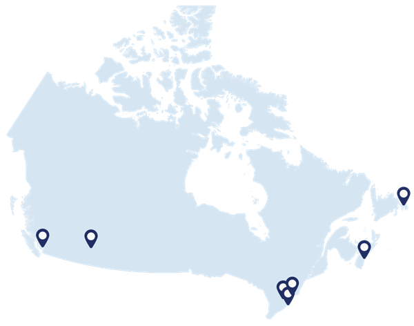 Canada DSV