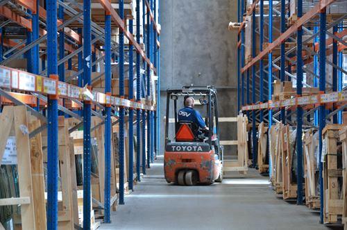 DSV Solutions Waalwijk