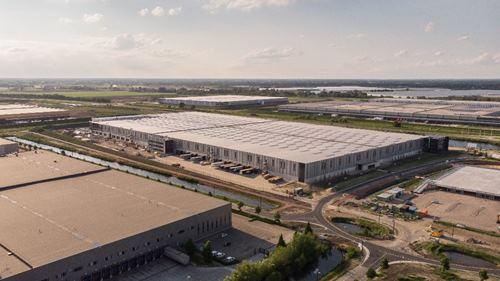 DSV Solutions Venlo Logistiekweg 2