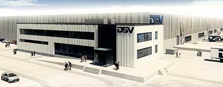 DSV Solutions 's-Heerenberg