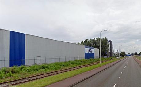 DSV Solutions Bergen op Zoom