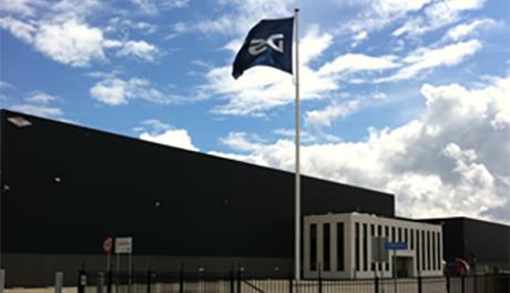 DSV Solutions Maastricht-Airport Engelandlaan 30