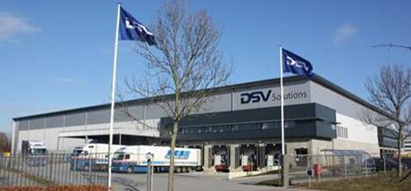 DSV Solutions Maastricht-Airport Europalaan 18/18a