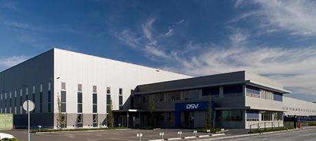 DSV Solutions Venlo Popeweg 50