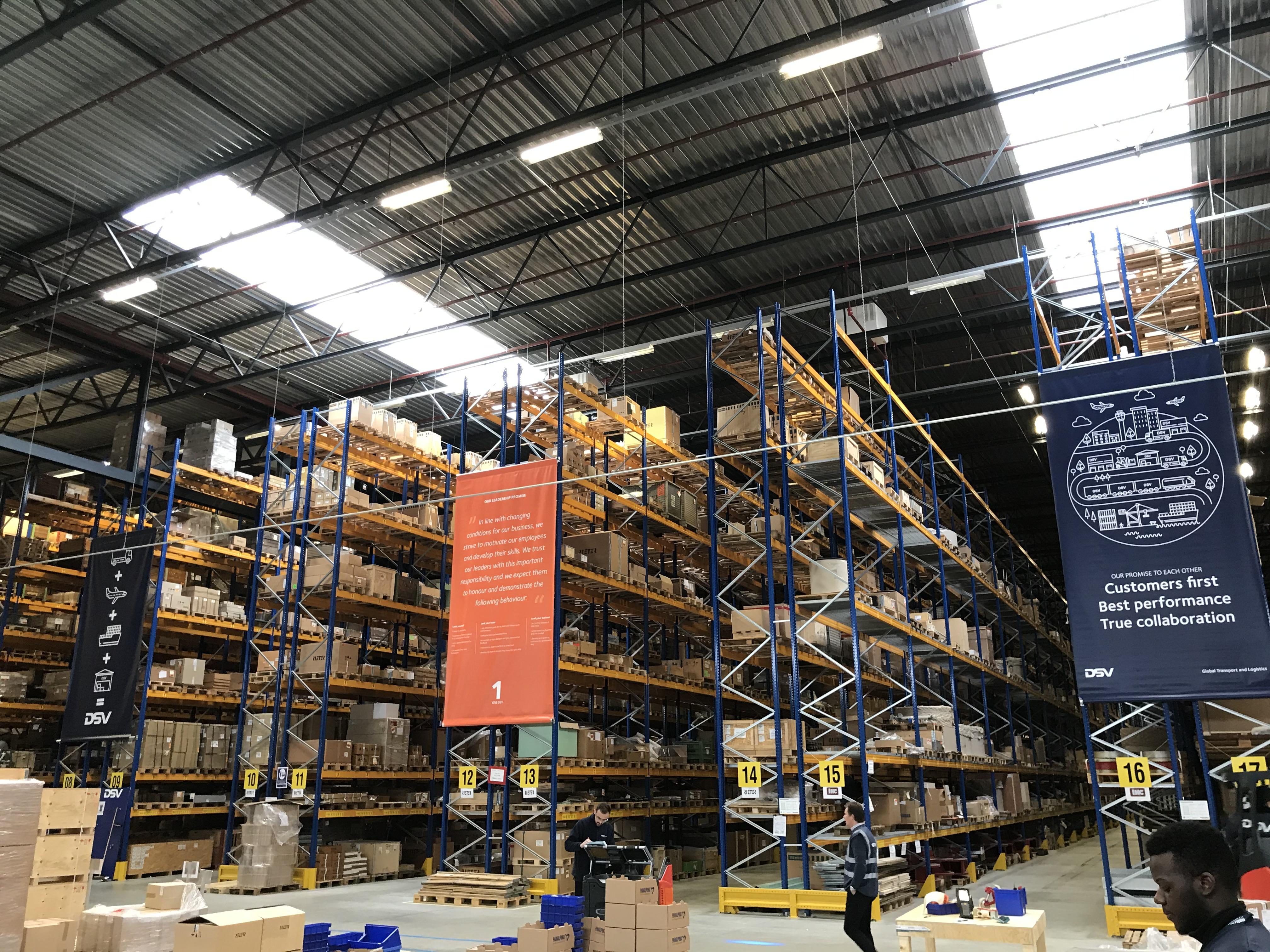 Warehouse Tilburg 2