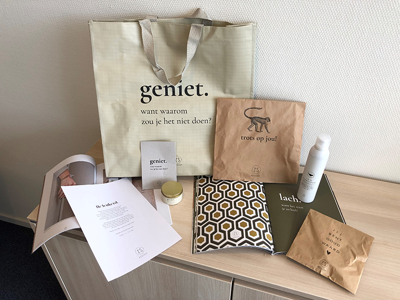 Zusss Goodie Bag