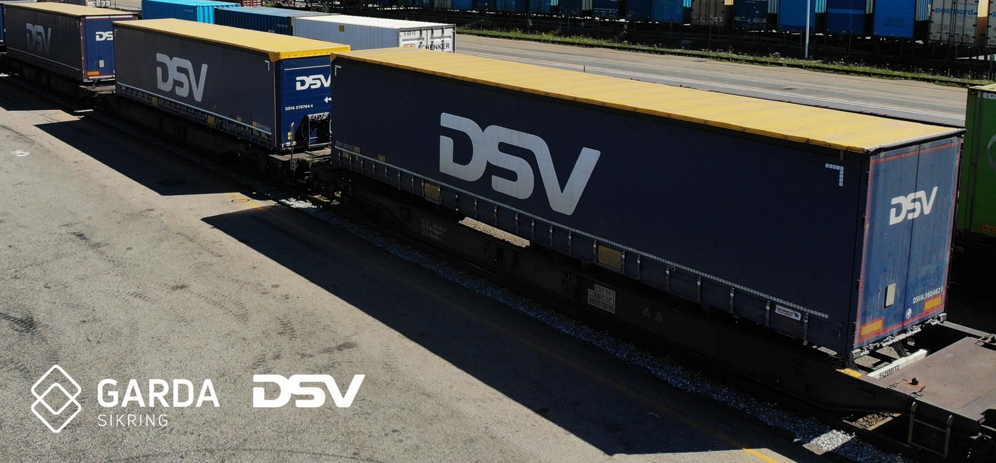 DSV og Garda anleggsikring