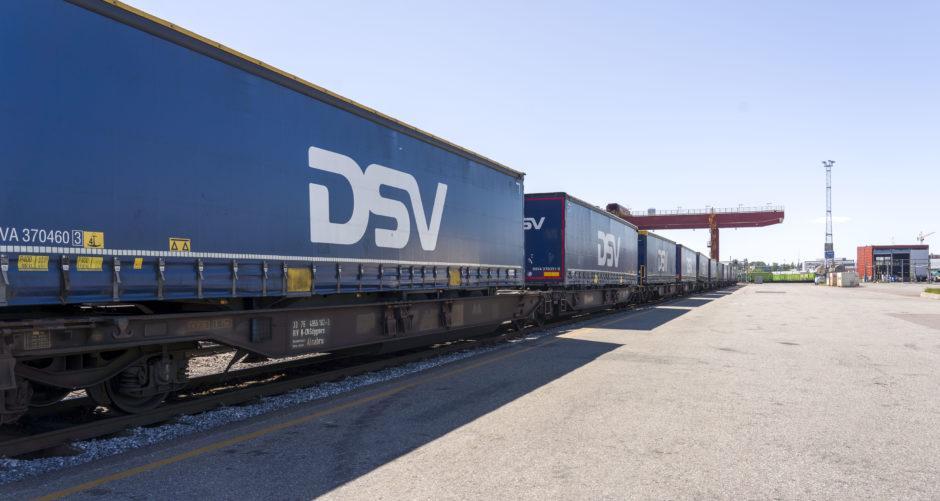 Norgips og DSV i samarbeid