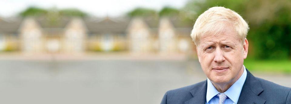 DSV Boris Johnson